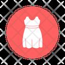Dress Frock Sundress Icon