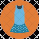 Dress Fashion Girls Icon