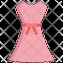 Dress Fashion Clothing Icon