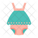 Dress Clothe Garment Icon