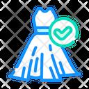 Dress Code Night Icon
