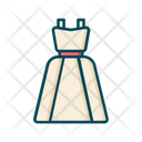 Dress Dating Dress Woman Gown Icon