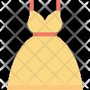 Dress Onepiece Lady Icon
