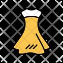 Ecommerce Dress Online Shopping Icon