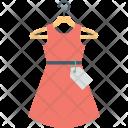 Dress Shopping Flare Icon