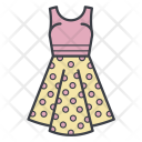 Dress One Piece Icon