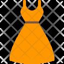 Dress Girl Women Icon