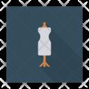 Dress Wear Cloth Icon