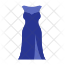 Dress Long Formal Icon
