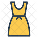 Dress Female Clothes Icon