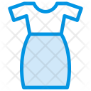 Dress Wear Cloth Icon