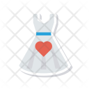 Dress Love Party Icon