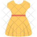Dress Frock Stitched Icon