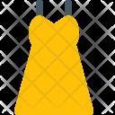 Dress Sun Cloth Icon