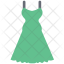 Dress Ladies Casual Icon