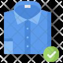 Dress Code Shirt Icon