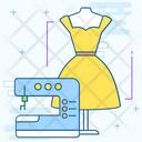 Sewing Machine Tailor Machine Stitching Machine Icon