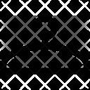 Dress Hanger Icon