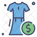 Dress Price Icon