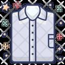 Cloth Shirt Dress Shirt Icon