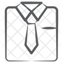 Dress Shirt Formal Shirt Garment Icon