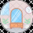 Dresser Vanity Dressing Table Icon