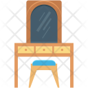 Dresser Dressing Table Icon