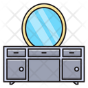 Dresser Table Icon