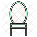 Showcase Mirror Interior Icon