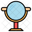 Dressing Mirror Glass Icon