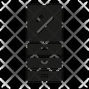 Mirror Drawer Icon