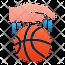 Dribble Ball Dribble Ball Icon