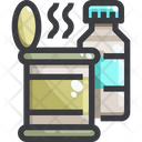 Dried Food Icon