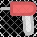 Drill Machine Construction Icon