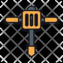 Drill Drilling Machine Mining Machine Icon