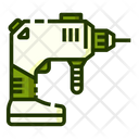 Drill Drill Machine Drilling Icon