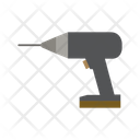 Drill Tool Machine Icon