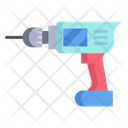 Drill Drilling Machine Icon