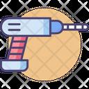 Drill Drill Machine Machine Icon