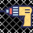 Drill Tool Cordless Icon