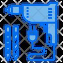 Drill Drilling Machine Icon