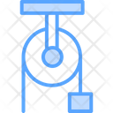 Mechanical Drill Icon