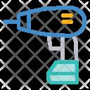 Drill Jackhammer Machine Icon