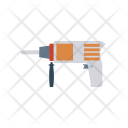 Drill Tools Construction Icon