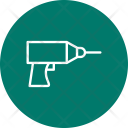 Drill Dig Work Icon