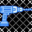 Drill Tool Interior Icon