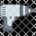 Drill Hand Drill Labour Icon