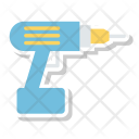 Tool Drill Machine Icon