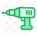 Cordless Drill Perforator Equipment Icon