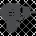 Driller Driller Machine Electric Appliances Icon